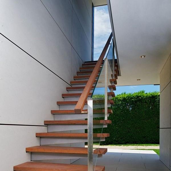 Thiết kế nhà phố có tầng hầm của kiến trúc sư Stelle 4