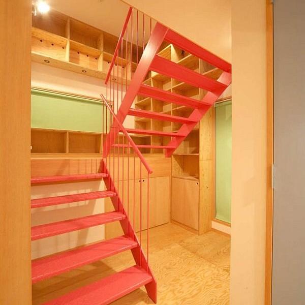Thiết kế nhà phố hiện đại 2 tầng nằm ở Setagaya, Tokyo 2