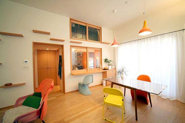 Thiết kế nhà phố hiện đại 2 tầng nằm ở Setagaya, Tokyo 6
