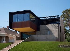 Mẫu biệt thự 2 tầng hiện đại ở Hoa Kỳ 2