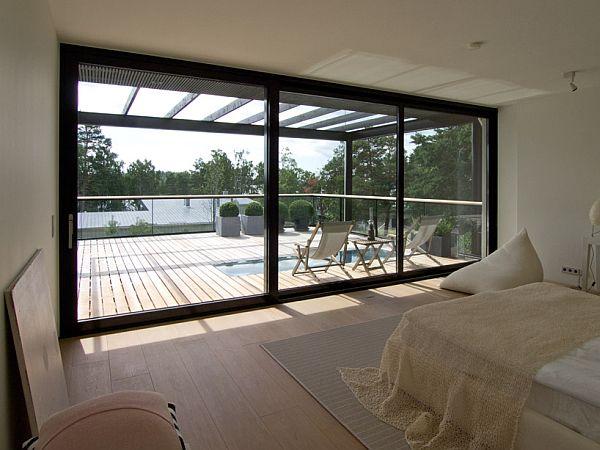 Mẫu biệt thự nhà vườn đẹp xanh mát ở Phần Lan 7