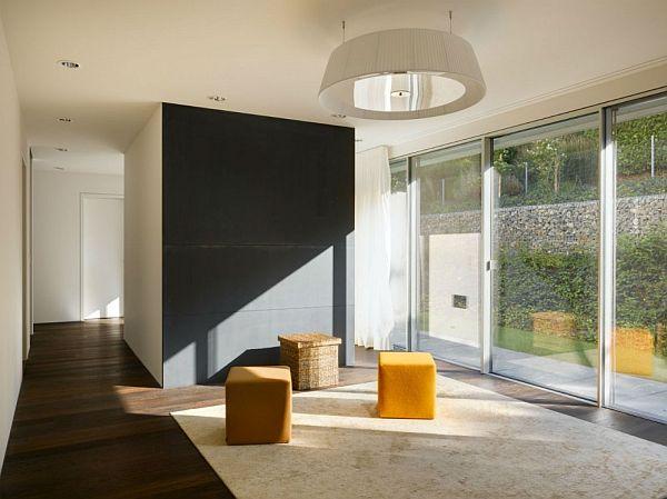 Mẫu biệt thự sáng tạo đương đại ở Küsnacht, Thụy Sĩ  3
