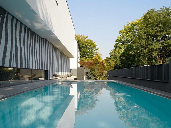 Mẫu biệt thự trên lô đất 377m2 nằm ở Stuttgart, Đức  5