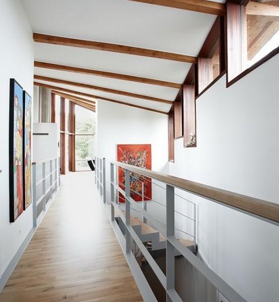 Mẫu nhà phố đẹp và hiện đại nằm ở Đan Mạch 4