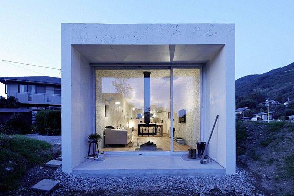 """Mẫu nhà phố giản đơn có tên MYZ """"Yến"""" House tại Nhật Bản 3"""