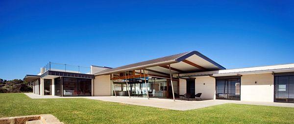 Mẫu nhà phố nghỉ dưỡng of hộ gia đình out Úc