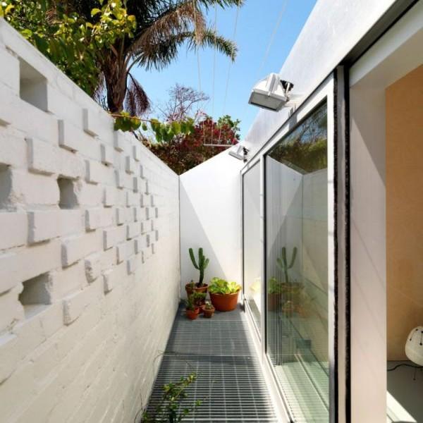 Mẫu nhà phố nhỏ xinh và đơn giản ở Australia 2