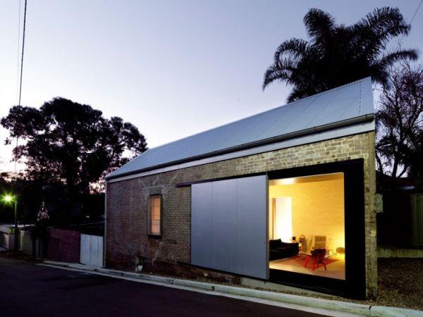 Mẫu nhà phố nhỏ xinh và đơn giản ở Australia