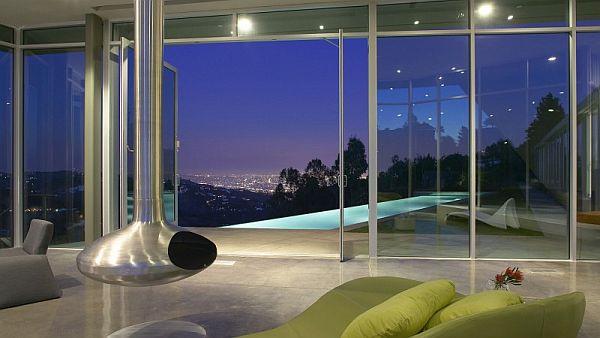 Mẫu nhà phố tuyệt đẹp has rạp phim ngoài trời at Hollywood Hills 5