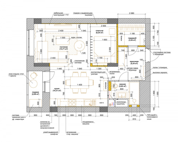studio-apartment-layout-600x481