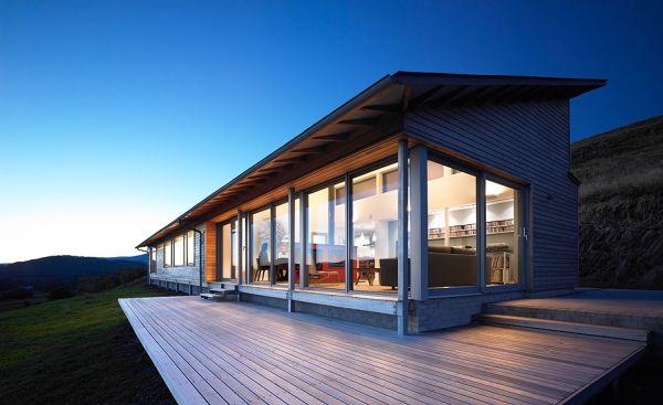 Thiết kế biệt thự 1 tầng nằm ở Scotland