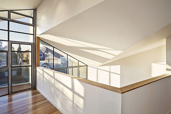 Thiết kế biệt thự 2 tầng mái lệch ở Melbourne, Australia 6