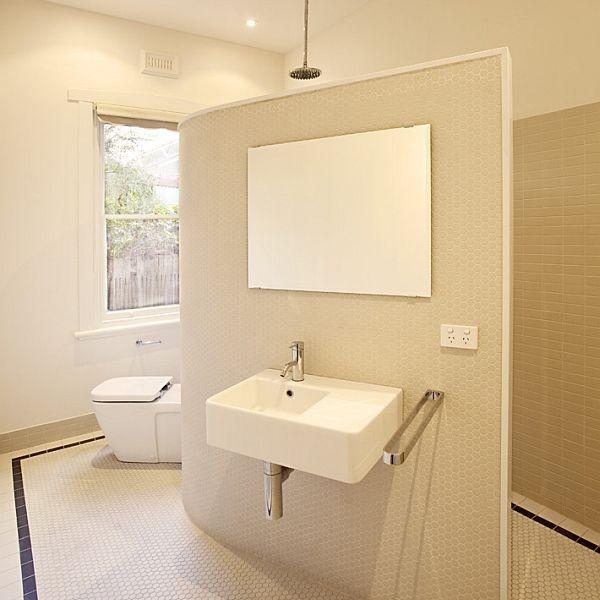 Thiết kế biệt thự 2 tầng mái lệch ở Melbourne, Australia 7