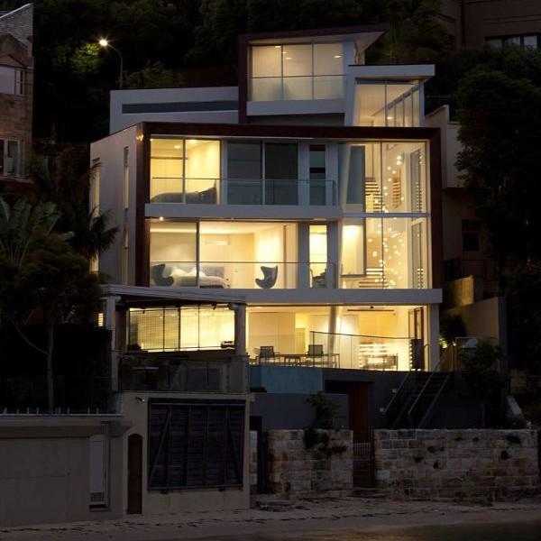 Thiết kế biệt thự 3 tầng có bể bơi ở Sydney, Australia 2
