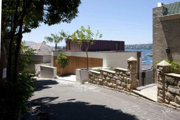 Thiết kế biệt thự 3 tầng có bể bơi ở Sydney, Australia 5