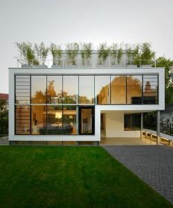 Thiết kế biệt thự 4 tầng nằm ở Karlsruhe, Đức 2