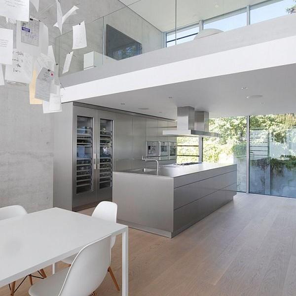 Thiết kế biệt thự 4 tầng nằm ở Karlsruhe, Đức 6
