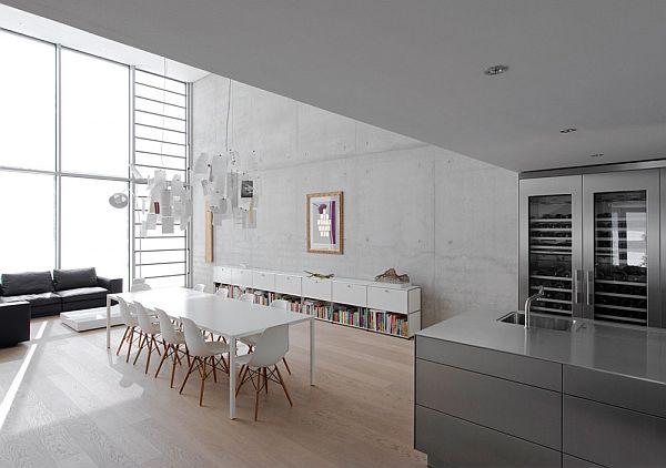 Thiết kế biệt thự 4 tầng nằm ở Karlsruhe, Đức 7