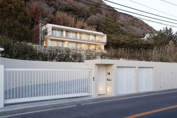 Thiết kế biệt thự 5000m2 ở Tokyo, Nhật Bản