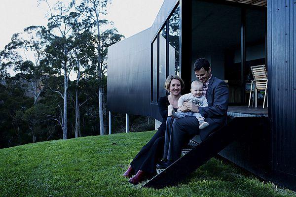 Thiết kế biệt thự đáng yêu của Drew và Bea Beswick