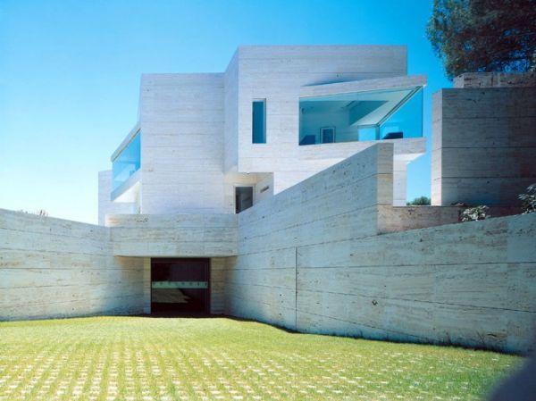 Thiết kế biệt thự đắt giá và lộng lẫy ở Madrid 2