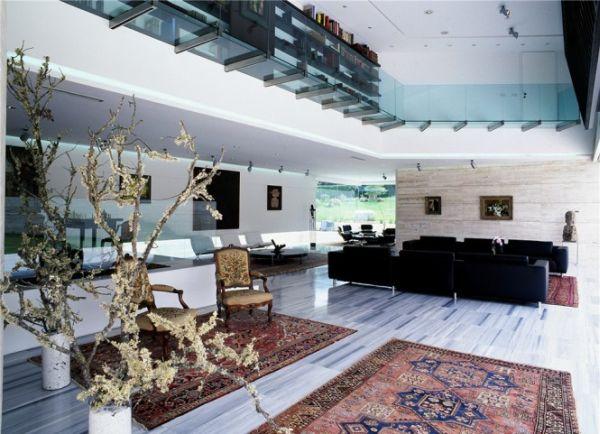 Thiết kế biệt thự đắt giá và lộng lẫy ở Madrid 5