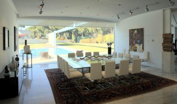 Thiết kế biệt thự đắt giá và lộng lẫy ở Madrid 6