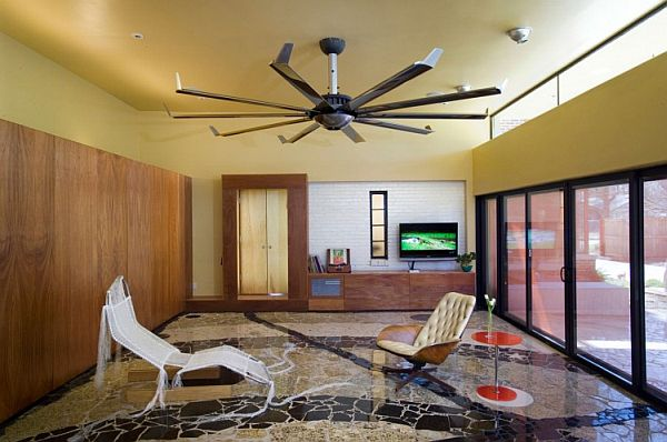 Thiết kế biệt thự đẹp giản đơn ở Oklahoma 2