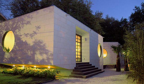 Thiết kế biệt thự đẹp hàng đầu Châu Âu ở Texas. 2