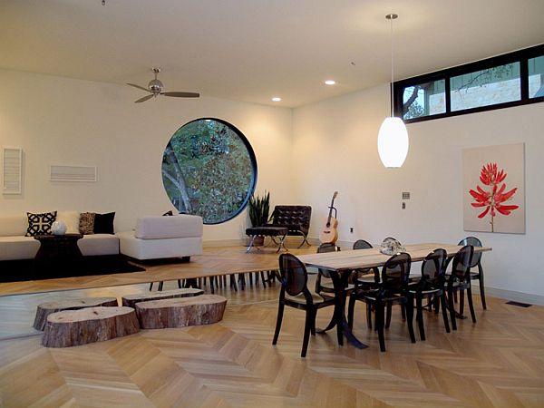 Thiết kế biệt thự đẹp hàng đầu Châu Âu ở Texas. 4
