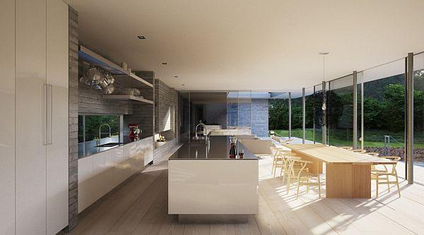 Thiết kế biệt thự đẹp sang trọng ở Anh 5