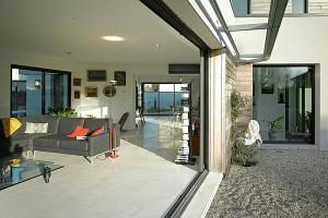 Thiết kế biệt thự đẹp với nội thất đơn giản ở Pháp 4