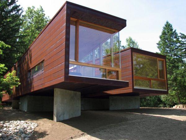 Thiết kế biệt thự đương đại của Garrison