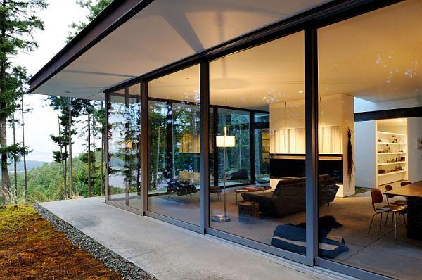 Thiết kế biệt thự hiện đại đáng yêu duy nhất ở USA 7