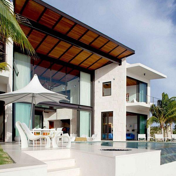 Thiết kế biệt thự hiện đại nằm trên đảo Bonaire 2