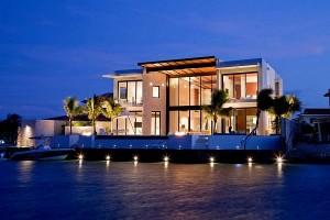 Thiết kế biệt thự hiện đại nằm trên đảo Bonaire