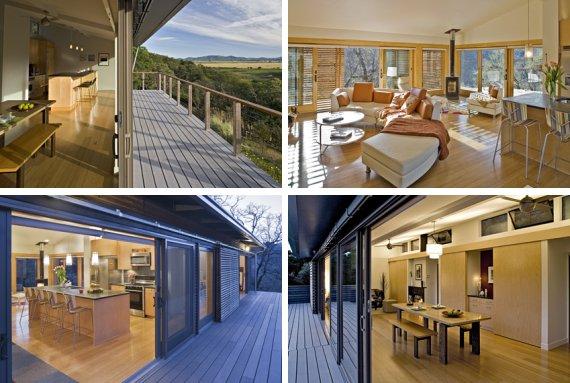 Thiết kế biệt thự hiện đại thân thiện với môi trường 2