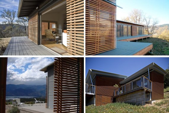 Thiết kế biệt thự hiện đại thân thiện với môi trường 3
