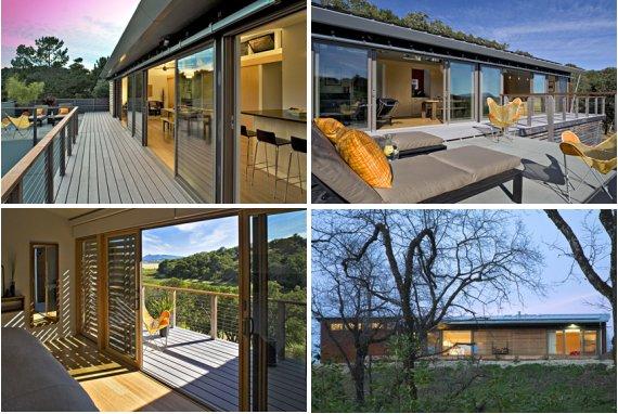 Thiết kế biệt thự hiện đại thân thiện với môi trường