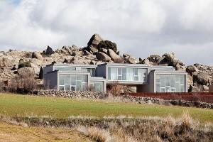 Thiết kế biệt thự nằm giữa chân đồi ở Tây Ban Nha. 5