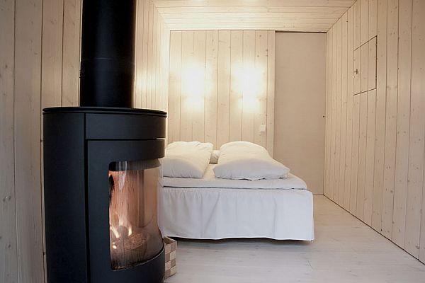 Thiết kế biệt thự nghỉ dưỡng đơn giản Ở Phần Lan 4