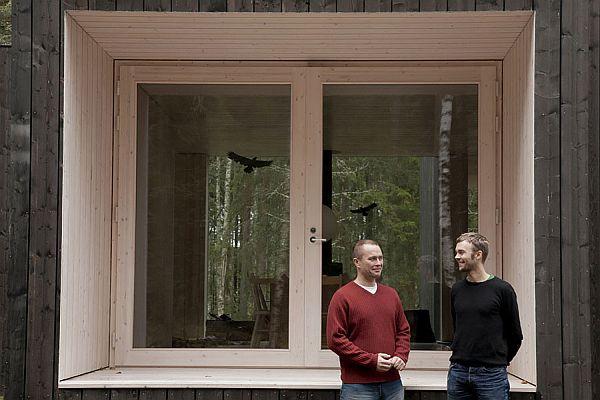 Thiết kế biệt thự nghỉ dưỡng đơn giản Ở Phần Lan 5