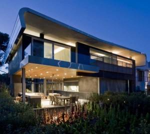 Thiết kế biệt thự nhà vườn tuyệt đẹp ở California