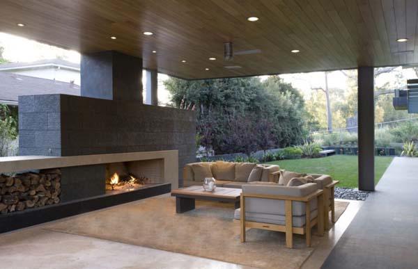 Thiết kế biệt thự nhà vườn tuyệt đẹp ở California 6
