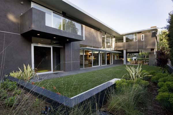 Thiết kế biệt thự nhà vườn tuyệt đẹp ở California 7