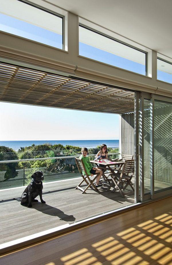 Thiết kế biệt thự tuyệt đẹp nhìn ra biển ở New Zealand 4