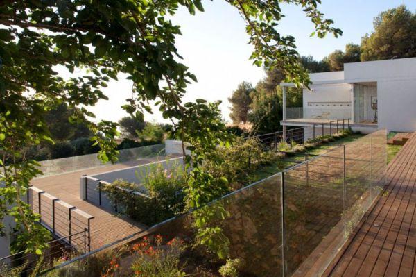Thiết kế biệt thự tuyệt đẹp thanh bình tại Israel 2