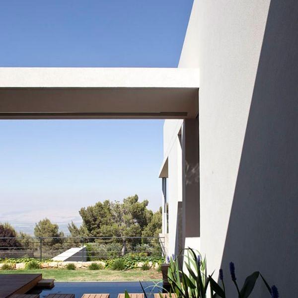 Thiết kế biệt thự tuyệt đẹp thanh bình tại Israel 3