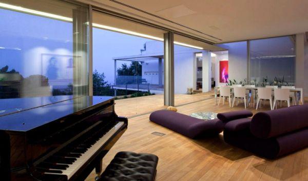 Thiết kế biệt thự tuyệt đẹp thanh bình tại Israel 5