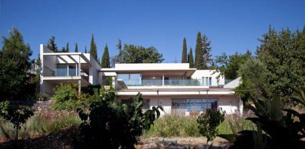 Thiết kế biệt thự tuyệt đẹp thanh bình tại Israel